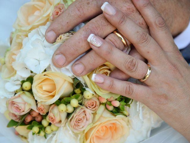 Il matrimonio di Domenico e Nadia a Chiesina Uzzanese, Pistoia 93