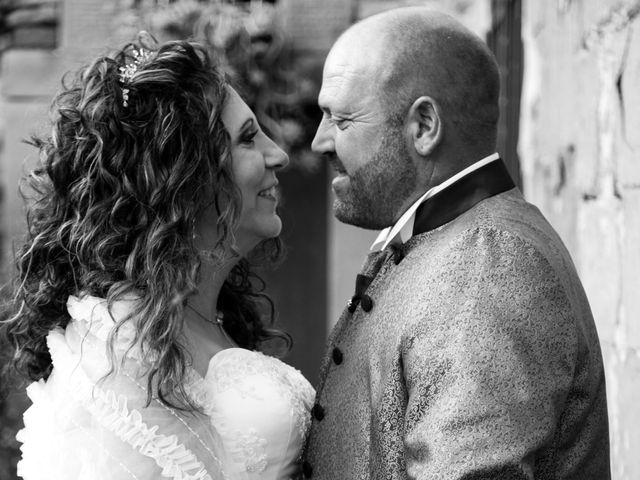 Il matrimonio di Domenico e Nadia a Chiesina Uzzanese, Pistoia 94