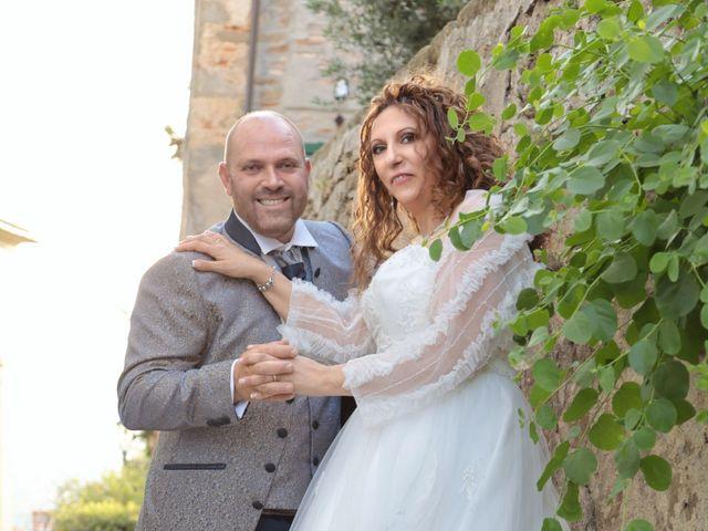 Il matrimonio di Domenico e Nadia a Chiesina Uzzanese, Pistoia 97