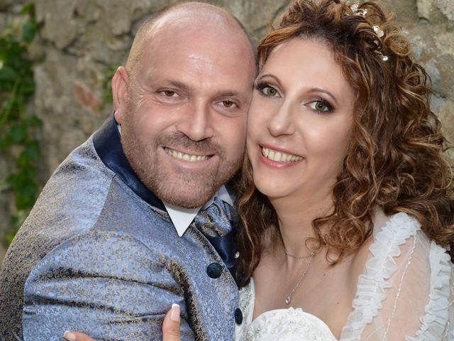 Il matrimonio di Domenico e Nadia a Chiesina Uzzanese, Pistoia 98