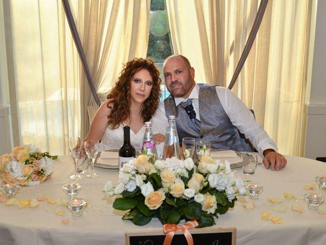 Il matrimonio di Domenico e Nadia a Chiesina Uzzanese, Pistoia 111