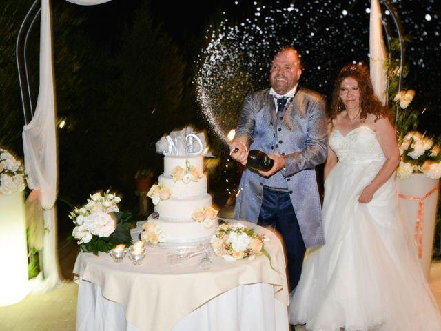 Il matrimonio di Domenico e Nadia a Chiesina Uzzanese, Pistoia 122