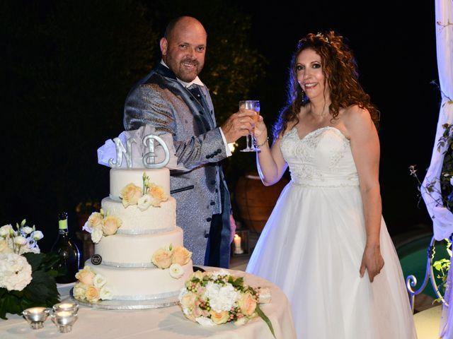 Il matrimonio di Domenico e Nadia a Chiesina Uzzanese, Pistoia 123