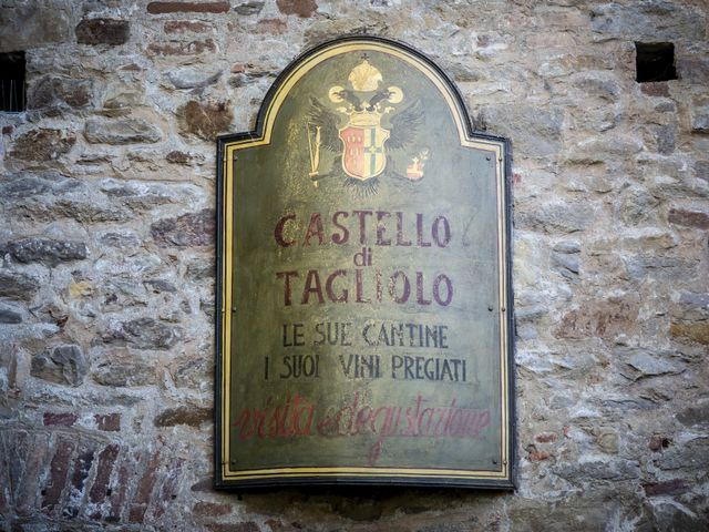 Il matrimonio di Marco e Federica a Tagliolo Monferrato, Alessandria 24