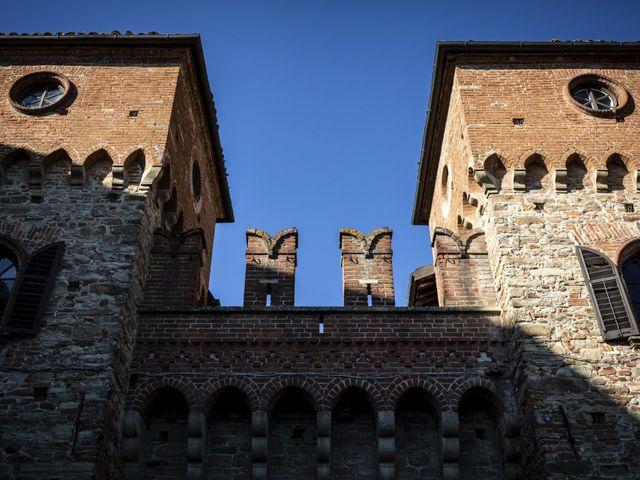 Il matrimonio di Marco e Federica a Tagliolo Monferrato, Alessandria 27