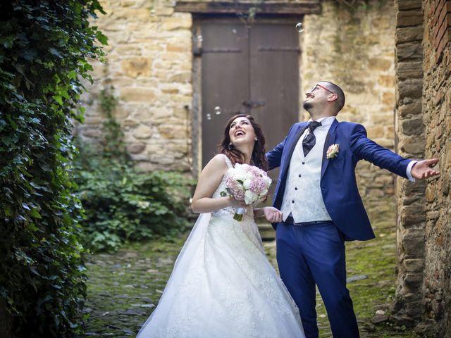 Il matrimonio di Marco e Federica a Tagliolo Monferrato, Alessandria 28