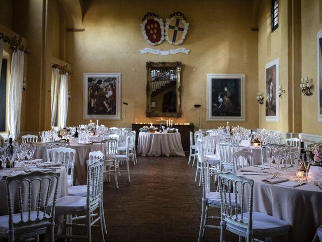 Il matrimonio di Marco e Federica a Tagliolo Monferrato, Alessandria 37