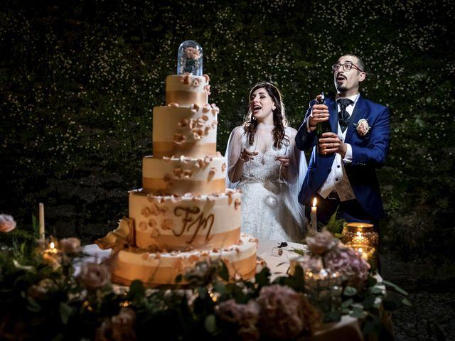 Il matrimonio di Marco e Federica a Tagliolo Monferrato, Alessandria 62