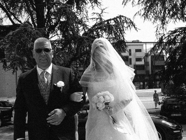 Il matrimonio di Manuel e Lorenza a Spinea, Venezia 3