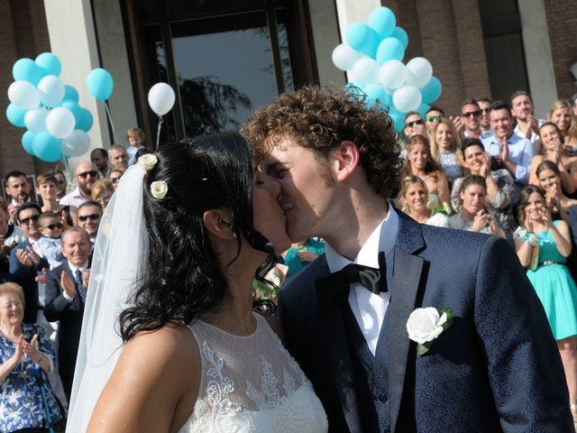 Il matrimonio di Manuel e Lorenza a Spinea, Venezia 2