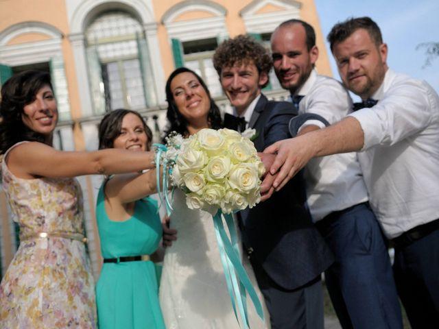 Le nozze di Lorenza e Manuel