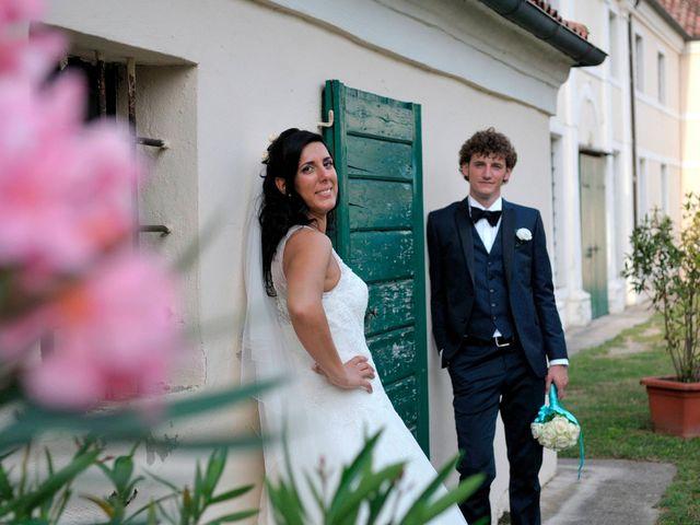 Il matrimonio di Manuel e Lorenza a Spinea, Venezia 7
