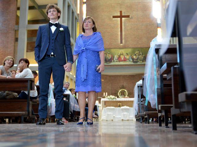 Il matrimonio di Manuel e Lorenza a Spinea, Venezia 18