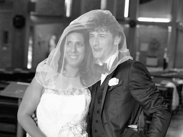 Il matrimonio di Manuel e Lorenza a Spinea, Venezia 20