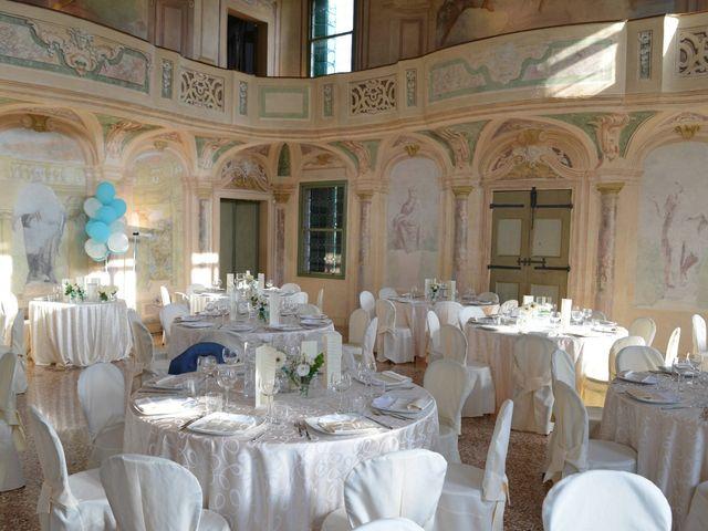 Il matrimonio di Manuel e Lorenza a Spinea, Venezia 25