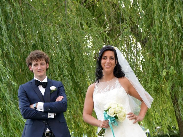 Il matrimonio di Manuel e Lorenza a Spinea, Venezia 31
