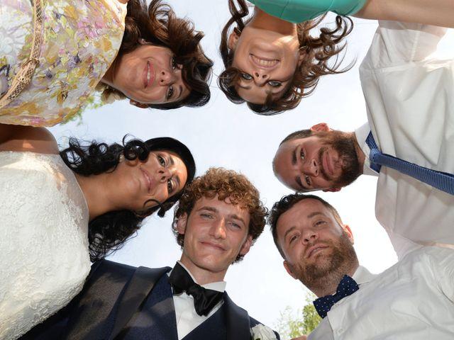 Il matrimonio di Manuel e Lorenza a Spinea, Venezia 33