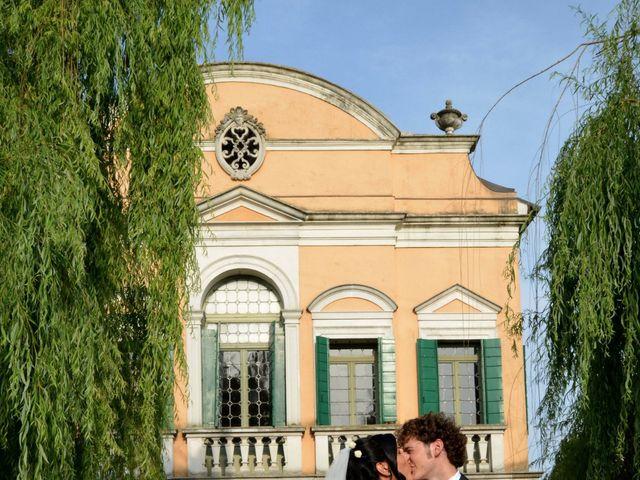 Il matrimonio di Manuel e Lorenza a Spinea, Venezia 34