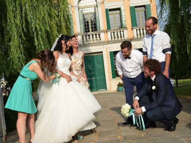 Il matrimonio di Manuel e Lorenza a Spinea, Venezia 35