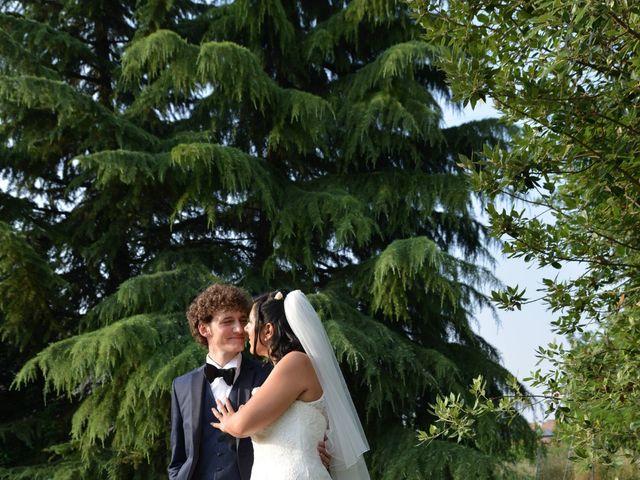Il matrimonio di Manuel e Lorenza a Spinea, Venezia 36