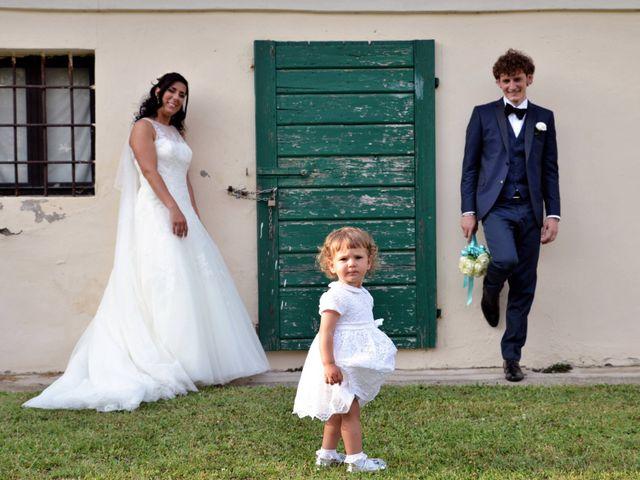 Il matrimonio di Manuel e Lorenza a Spinea, Venezia 37