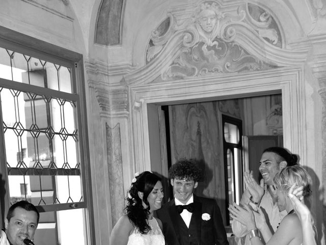 Il matrimonio di Manuel e Lorenza a Spinea, Venezia 38