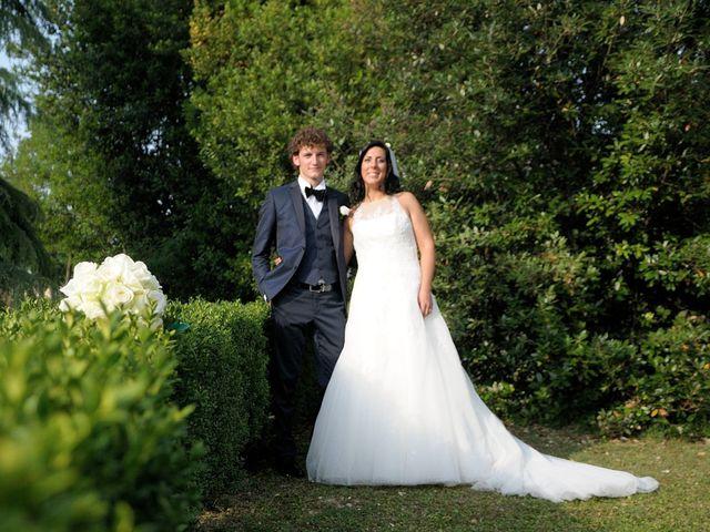 Il matrimonio di Manuel e Lorenza a Spinea, Venezia 42