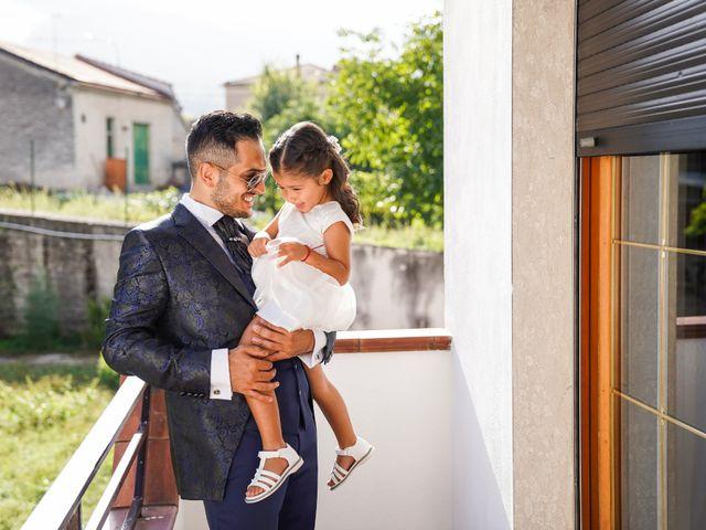 Il matrimonio di Maria e Valerio a Salvitelle, Salerno 6