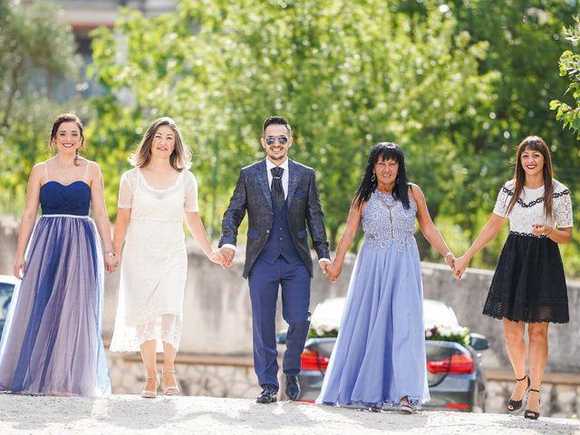 Il matrimonio di Maria e Valerio a Salvitelle, Salerno 7