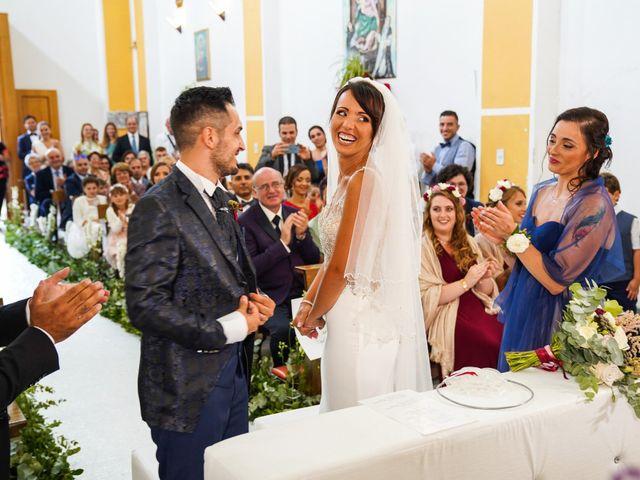 Il matrimonio di Maria e Valerio a Salvitelle, Salerno 20