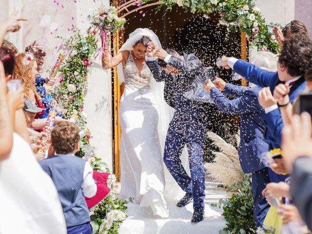 Il matrimonio di Maria e Valerio a Salvitelle, Salerno 21