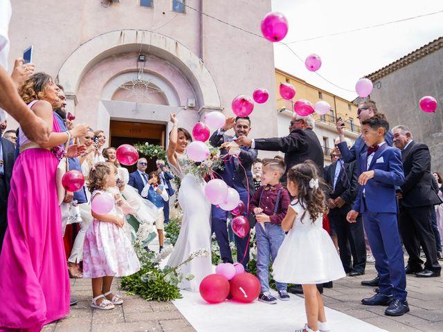 Il matrimonio di Maria e Valerio a Salvitelle, Salerno 22