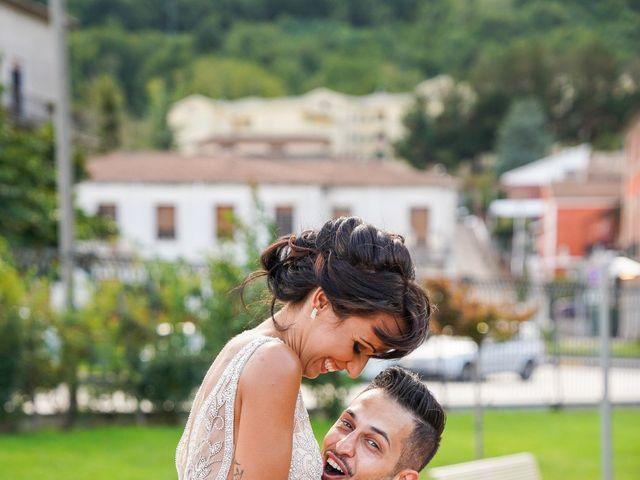 Il matrimonio di Maria e Valerio a Salvitelle, Salerno 2