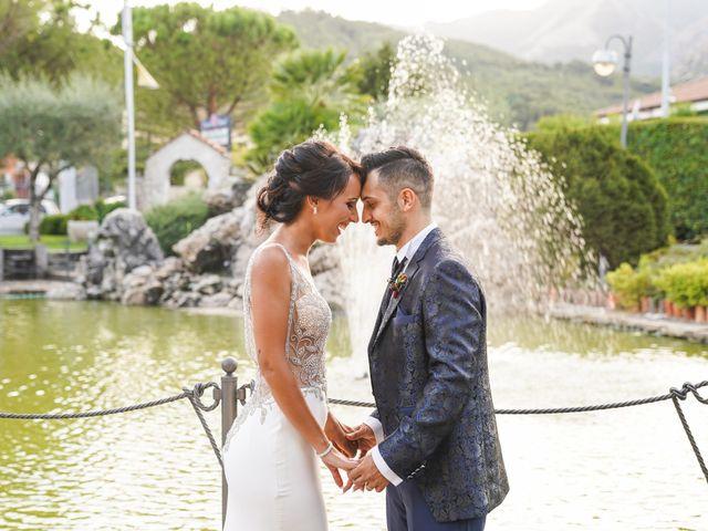 Il matrimonio di Maria e Valerio a Salvitelle, Salerno 24