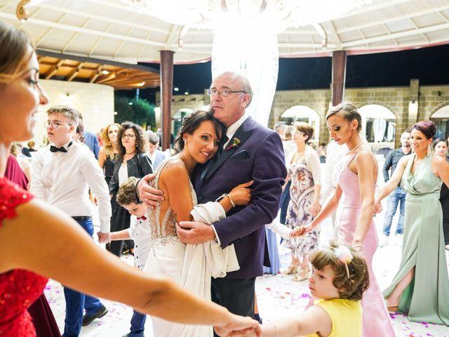 Il matrimonio di Maria e Valerio a Salvitelle, Salerno 27