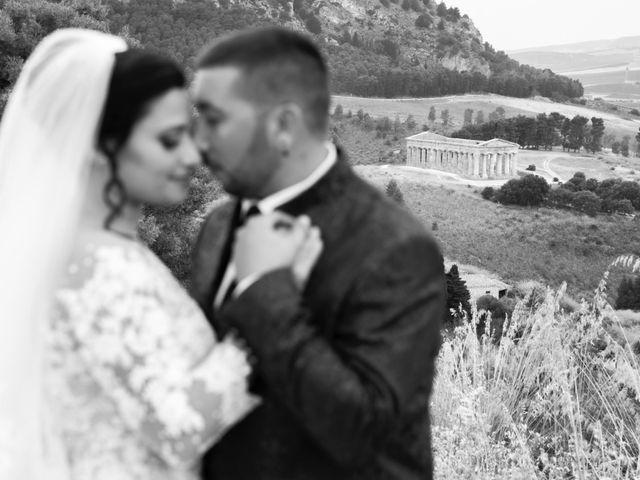 Il matrimonio di Luca e Caterina a Calatafimi-Segesta, Trapani 16