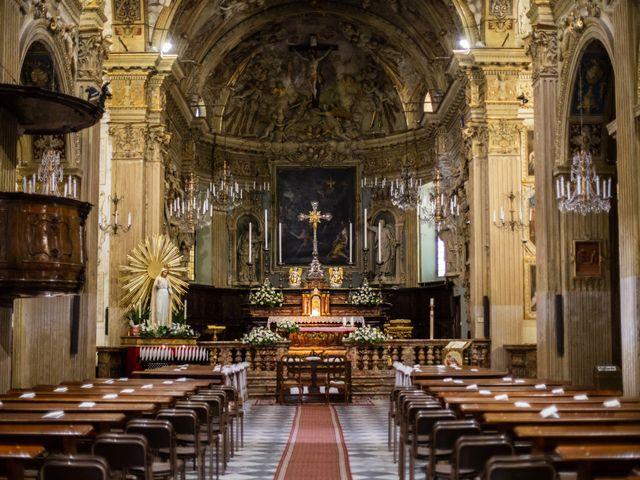 Il matrimonio di Ivan e Valentina a Broni, Pavia 23