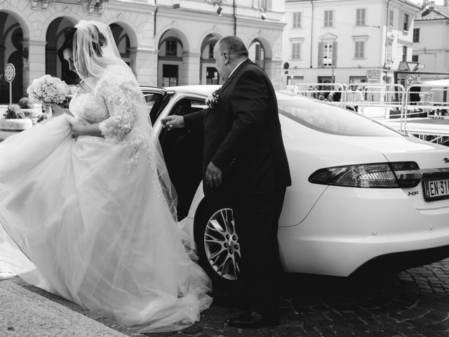 Il matrimonio di Ivan e Valentina a Broni, Pavia 30