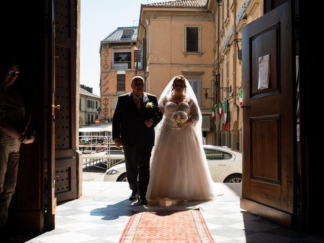 Il matrimonio di Ivan e Valentina a Broni, Pavia 31