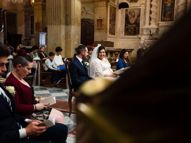 Il matrimonio di Ivan e Valentina a Broni, Pavia 40