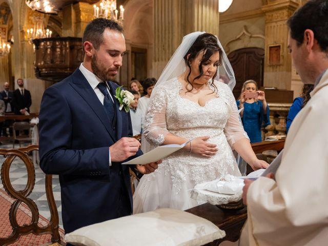 Il matrimonio di Ivan e Valentina a Broni, Pavia 45