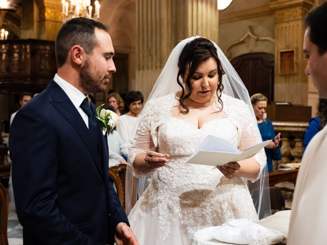 Il matrimonio di Ivan e Valentina a Broni, Pavia 49