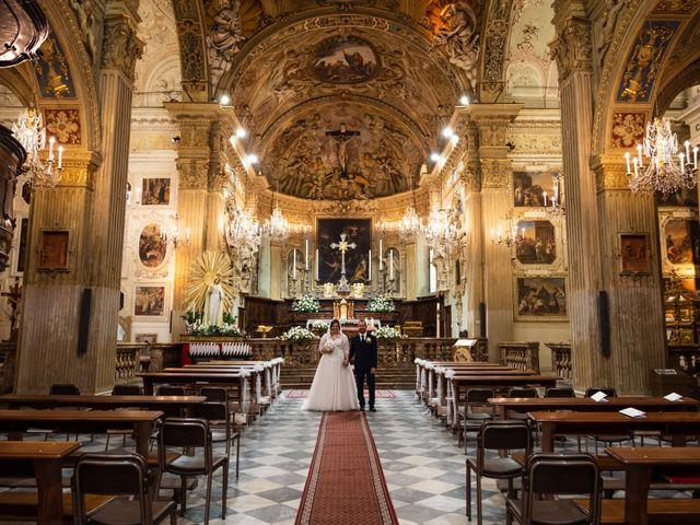 Il matrimonio di Ivan e Valentina a Broni, Pavia 54