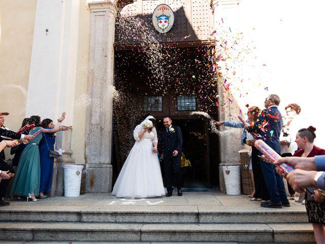 Il matrimonio di Ivan e Valentina a Broni, Pavia 55
