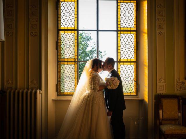 Il matrimonio di Ivan e Valentina a Broni, Pavia 69