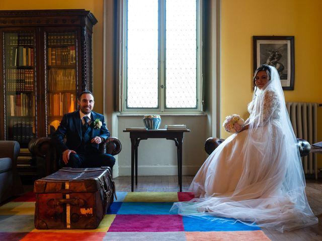 Il matrimonio di Ivan e Valentina a Broni, Pavia 81