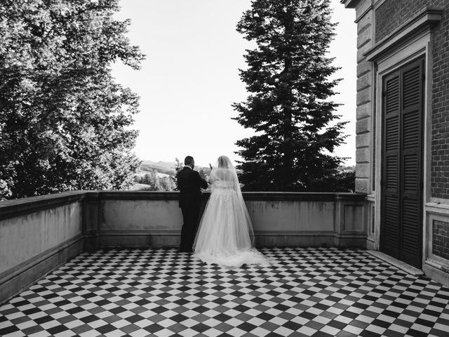 Il matrimonio di Ivan e Valentina a Broni, Pavia 87
