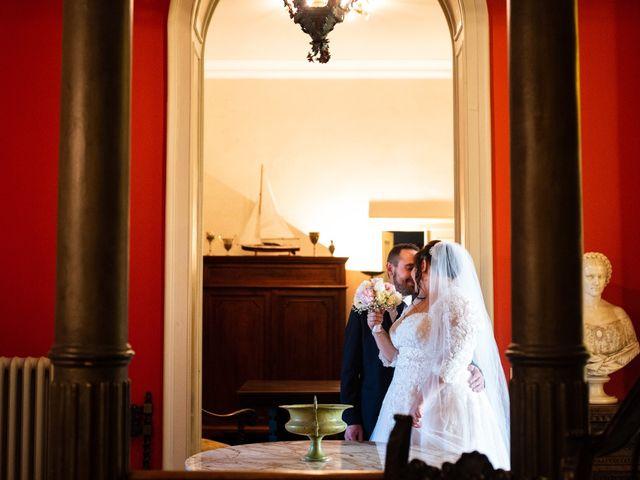 Il matrimonio di Ivan e Valentina a Broni, Pavia 91