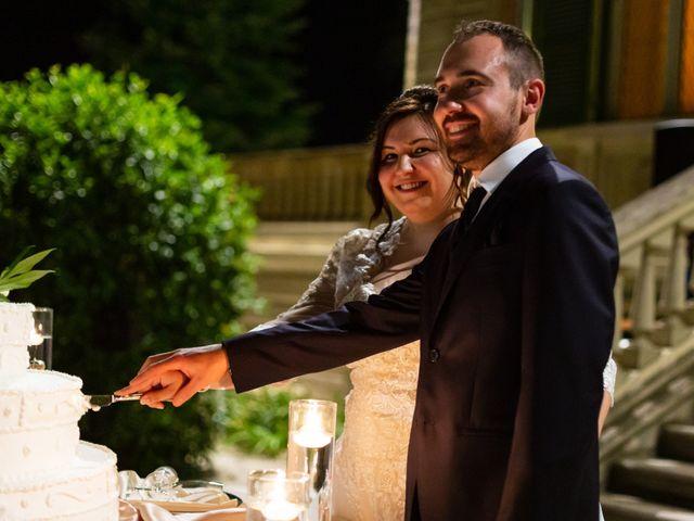 Il matrimonio di Ivan e Valentina a Broni, Pavia 108