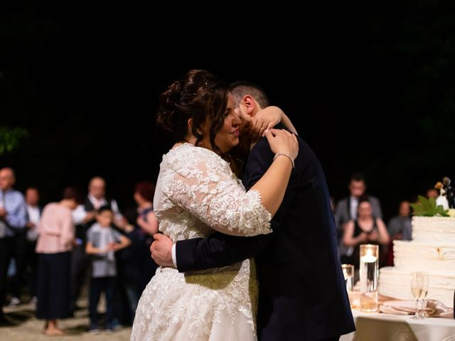 Il matrimonio di Ivan e Valentina a Broni, Pavia 114